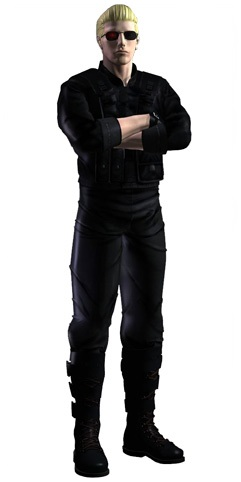 wesker pers