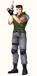 chris redfield ds