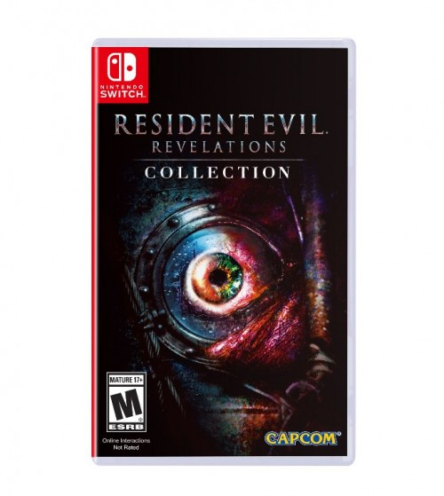 re revelations collection caratula